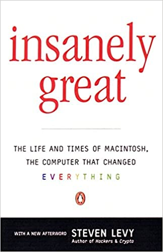 Steven Levy - Insanely Great Audio Book Free
