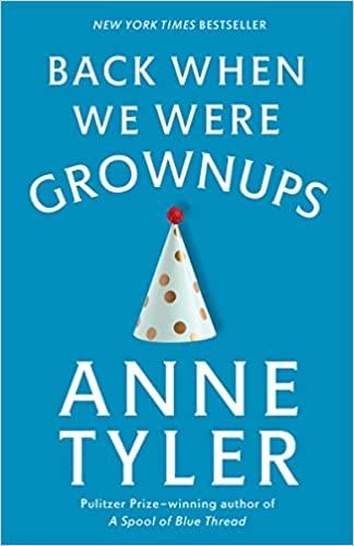 Anne Tyler - Back When We Were Grownups Audio Book Free