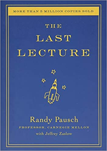 Randy Pausch -The Last Lecture Audio Book Free