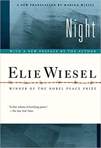 Elie Wiesel - Night Audio Book Stream