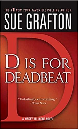 Sue Grafton - D is for Deadbeat Audio Book Free