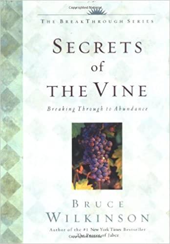 Bruce Wilkinson - Secrets of the Vine Audio Book Free