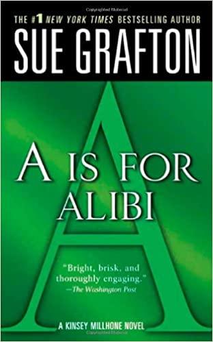 """Sue Grafton - """"A"""" is for Alibi Audio Book Stream"""