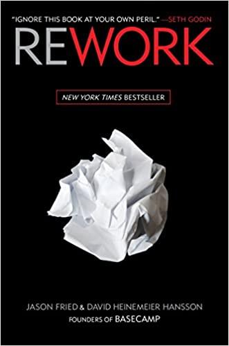Jason Fried - Rework Audio Book Free