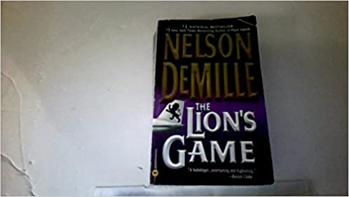 Nelson DeMille - The Lion's Game Audio Book Free