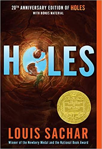 Louis Sachar - Holes Audio Book Free