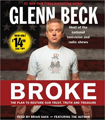 Glenn Beck - Broke Audio Book Stream