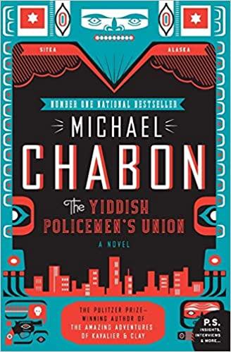 Michael Chabon - The Yiddish Policemen's Union Audio Book Free