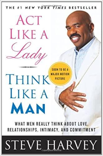 Steve Harvey - Act Like a Lady, Think Like a Man Audio Book Free