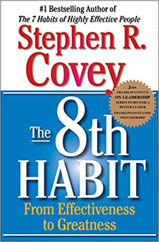 Stephen R. Covey - The 8th Habit Audio Book Free