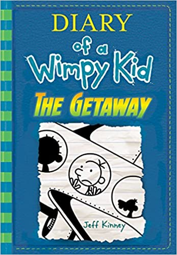 Jeff Kinney - The Getaway Audio Book Stream