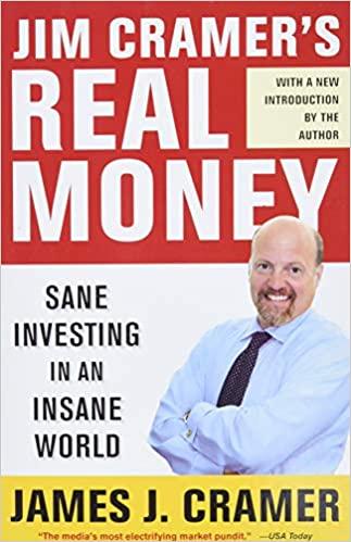 James J. Cramer - Jim Cramer's Real Money Audio Book Stream