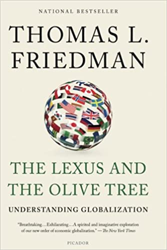 Thomas L. Friedman - The Lexus and the Olive Tree Audio Book Stream