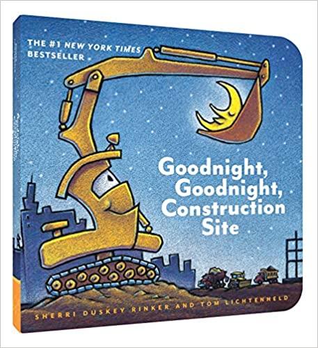 Sherri Duskey Rinker - Goodnight, Goodnight Construction Site Audio Book Free