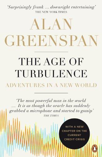 Alan Greenspan - The Age of Turbulence Audio Book Stream