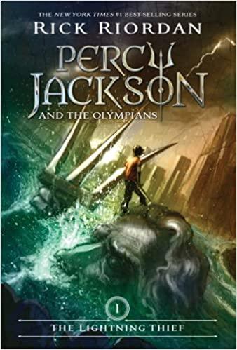 Rick Riordan - The Lightning Thief Audio Book Free