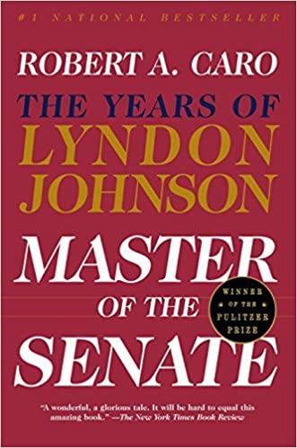 Robert A. Caro - Master Of The Senate Audio Book Free