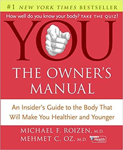 Michael F. Roizen - YOU Audio Book Free
