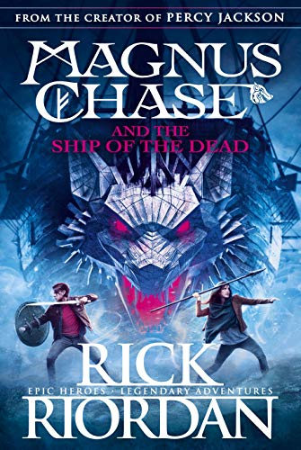 Rick Riordan - Magnus Chase and the Ship of the Dead Audio Book Free