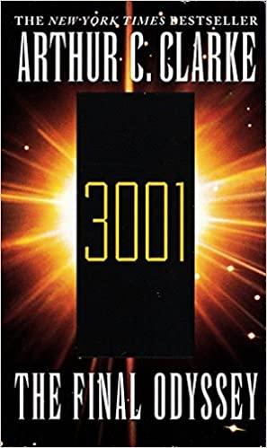 Arthur C. Clarke - 3001 Audio Book Free