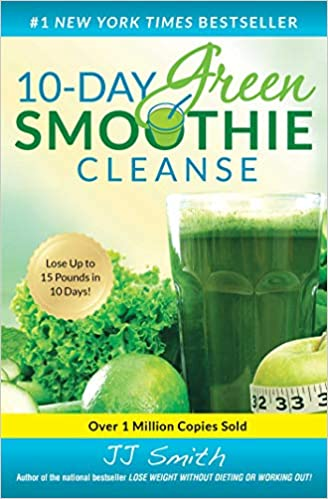 JJ Smith - 10-Day Green Smoothie Cleanse Audio Book Free