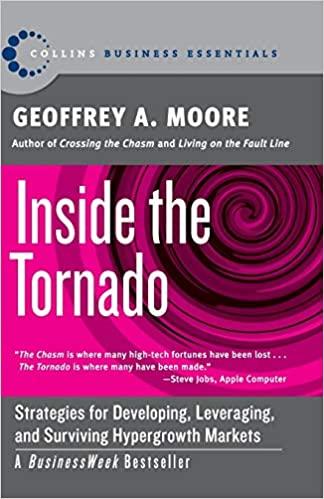 Geoffrey A. Moore - Inside the Tornado Audio Book Stream
