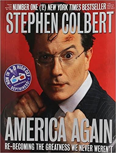 Stephen Colbert - America Again Audio Book Free