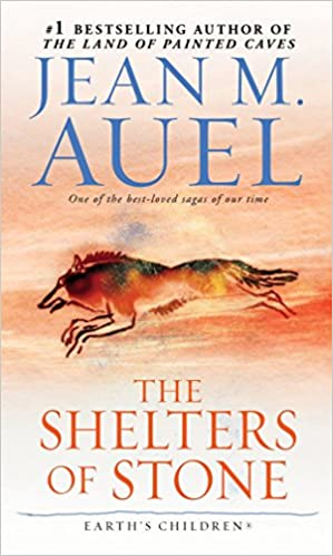 Jean M. Auel - The Shelters of Stone Audio Book Free