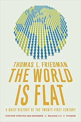 Thomas L. Friedman - World is Flat Audio Book Free