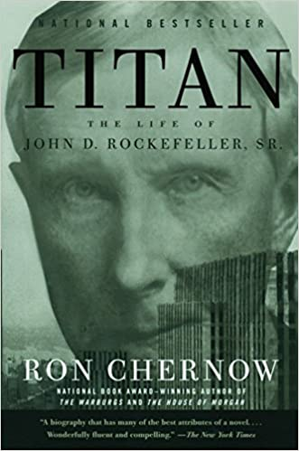 Ron Chernow - Titan Audio Book Stream