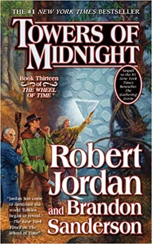Robert Jordan - Towers of Midnight Audio Book Stream