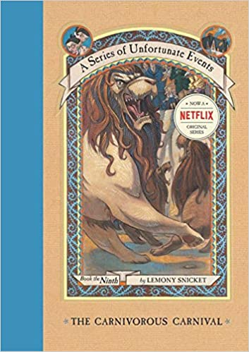 Lemony Snicket - The Carnivorous Carnival Audio Book Free
