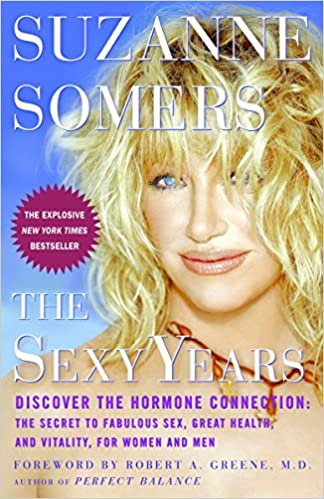 Suzanne Somers - The Sexy Years Audio Book Stream