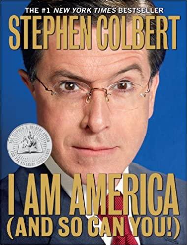 Stephen Colbert - I Am America Audio Book Stream