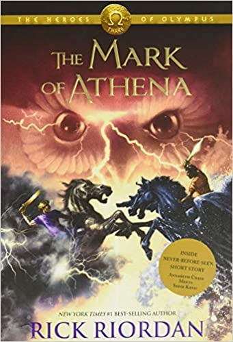 Rick Riordan - The Heroes of Olympus, Book Three The Mark of Athena Audio Book Free