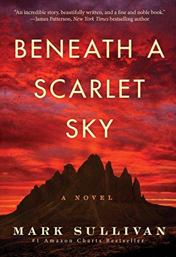 Mark Sullivan - Beneath a Scarlet Sky Audio Book Free