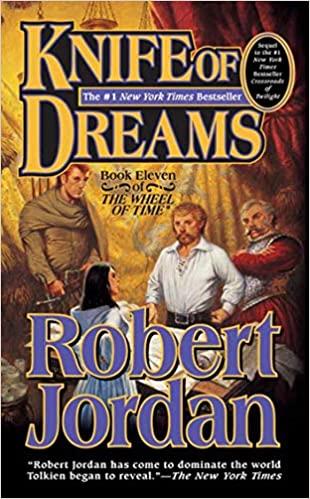 Robert Jordan - Knife of Dreams Audio Book Free