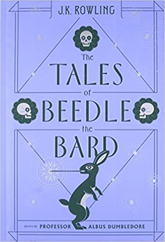 J. K. Rowling - The Tales of Beedle the Bard Audio Book Free