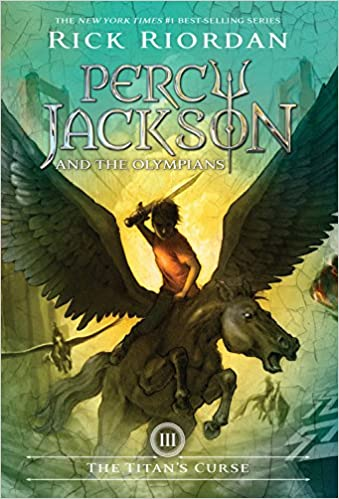 Rick Riordan - The Titan's Curse Audio Book Free