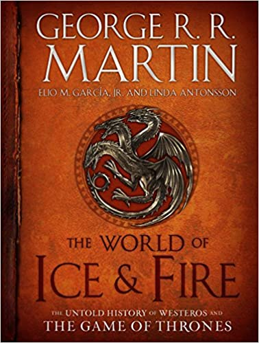 George R. R. Martin - The World of Ice & Fire Audio Book Free