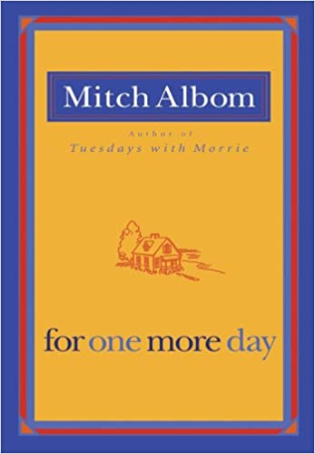 Mitch Albom - For One More Day Audio Book Stream