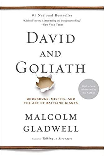 Malcolm Gladwell - David and Goliath Audio Book Free