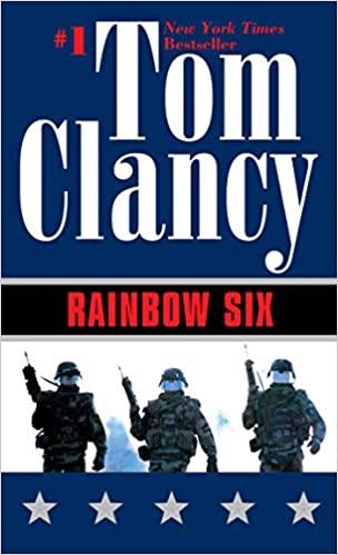 Tom Clancy - Rainbow Six Audio Book Free