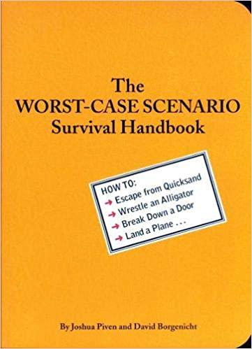 Joshua Piven - The Worst-Case Scenario Survival Handbook Audio Book Free