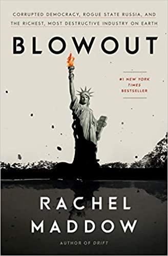 Rachel Maddow - Blowout Audio Book Free