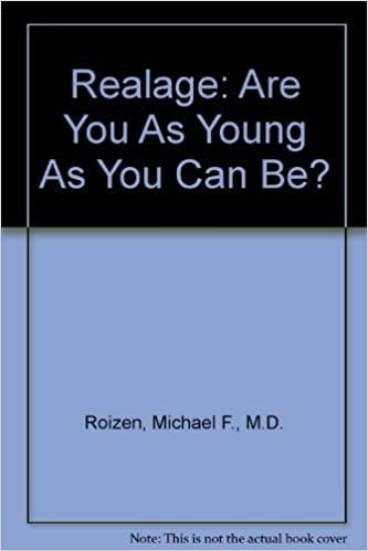 M.D. Roizen, Michael F. - Realage Audio Book Free