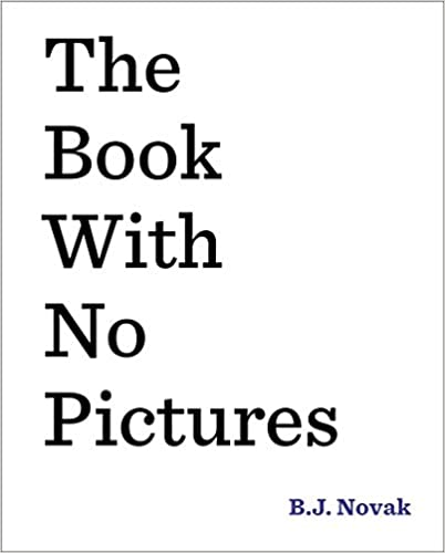 B. J. Novak - The Book with No Pictures Audio Book Free