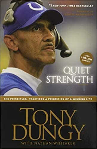 Tony Dungy - Quiet Strength Audio Book Stream