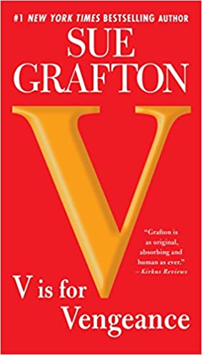 Sue Grafton - V is for Vengeance Audio Book Free