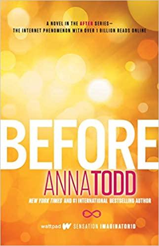 Anna Todd - Before 5 Audio Book Free